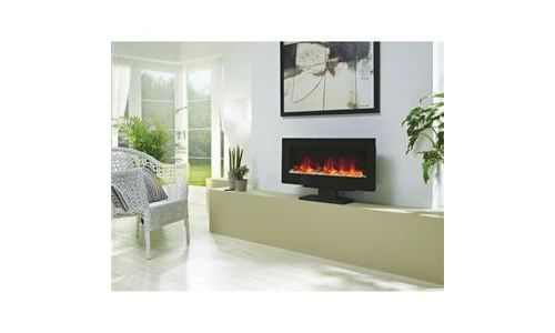 Be Modern Amari Electric Fire Wall Mounted or Floorstanding